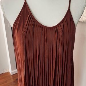 American Eagle Outfitters Fringe Tank Top